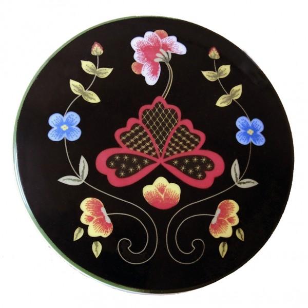 Telerosa - Gudbrandsdal smykkeskrin i porselen