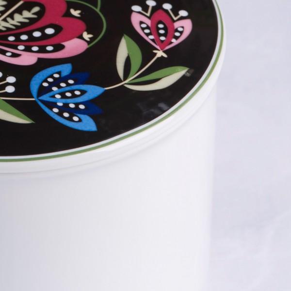 Telerosa - Rogaland stort smykkeskrin i porselen