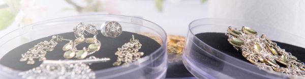 Telerosa - Lufttett indre skrin til oppbevaring av smykker