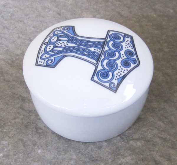 Torshammer porselen miniskrin